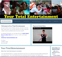 Your Total Entertainment